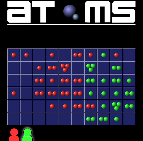 Recreating Atoms